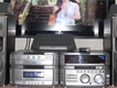 SONY SOUND SYSTEM WITH VCD AND CASETTE PLAYER
