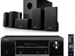 Denon 5.1 Channel AVRX500 AV Surround Receiver and Sys