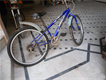 Original Japanese blue shimano cycle for sale