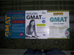 GMAT books and CD
