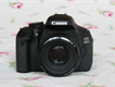 Canon 600D Kit Lens with 50mm f1.8 with 32GB Class 10 Memory card alongwith Bag and Tripod