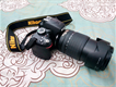Nikon D3200 with 18-105mm Lens - Complete Kit