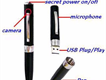 Spy Camera Pen For Audio And Video Recording On Rs 3000