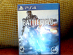 battle field 4 for ps4