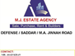 OFFICES ON RENT IN RIMPA PLAZA M A JINNAH ROAD KARACHI