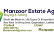 Manzoor Estate Agency Deal All Sindh