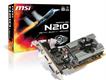 MSI Nvdia Geforce N210 1GB DDR3 Graphics Card