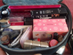 beauty box ful of cosmetics