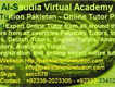 Special online groups classes