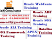 Online Oracle ADF Training With Free Demo