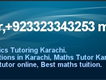 qualified online tutors for Math