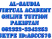 Pakistani tutors online