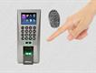 Fingerprint scanner for time attendance ZK F18