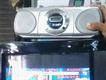 Aiwa Cs-p700 portable tap digital radio 2 band am.fm