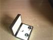 Brand new studd butons black colour