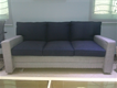 Brand new 3seatr sofa 3 piece