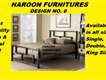 Single and  Double Steel Beds from Haroon Furniture Industries