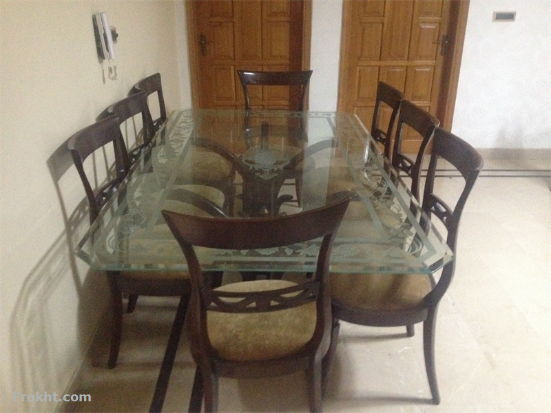 8 Seater Dining Table With Chairs Furniture For Sale In Karachi 16303