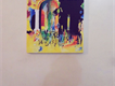Abstract Painting of House of Allah The Holy Kaaba
