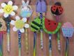 Decorated pencils