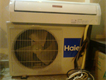 Haier Air conditioner 1 Ton