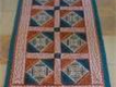 HAND MADE PATCH WORK BED SHEETS