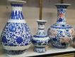 3 piece Imported Vase Set