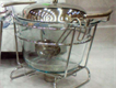 Beautiful Soup Bowl with Food Warmer - 4 Liter - 11802B