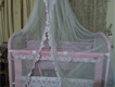 baby cot in a very good condition