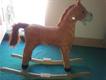 Cute musical horse