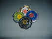 I want to sell my 4 beyblades just for 600 with shooter..Full Original blades if u want to buy seperate it for 160 with shooter