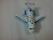 Toy Model Music Metal air plane