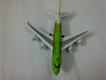 Toy Model Metal Music airplane