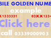 Mobile Golden Numbers In all Networks