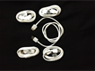 Samsung Galaxy S5  Samsung Note 3 White USB Cable