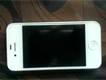 I phone 4s white 16 gb factory unlock in very good condition