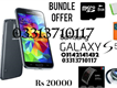 samsung s5 clone korean  new bundle offer quad core proccessor free delivery all pakistan