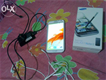 Samsung Galaxy Note II Marble white all original