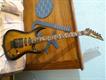 Original ibanez electric guitar RG series floyd rose
