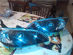 projection lights for civic 2005 for sale only one mnth used