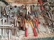 Tools like spanners and ring spanners