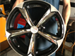17 inch alloy rims and tyres