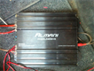 Original Pioneer Woofer and Almani Amplifier urgent sale