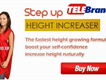Height Increase Step Up in Pakistan Call 03474641763