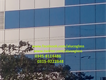 Aluminum Composite Panel Curtain Wall Structural Spider Double Glazing Glass