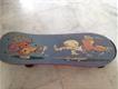 Imported skate board