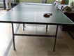 i want to sale urgentlly my new table tennis table with net nd two  rackets.