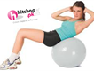 Gym Ball With Pump in Pakistan