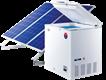 Solar Powered Refrigerator - Haier