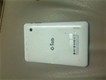 G right tablet white color